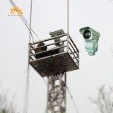 PTZ зум инфракрасного ночного видения термическую камеру