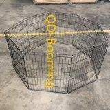 Panel-Hundehaustier-Spiel-Feder der Schweißungs-24inch des Ineinander greifen-8