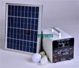 Система портативных панелей солнечных батарей солнечная домашняя