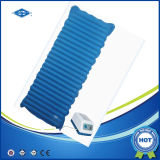 Nylon PVC inflable colchón anti médica en decúbito lateral con la bomba (YD-B).