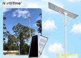 Sunpowerの6W-120Wの統合されるか、またはオールインワン太陽センサーライトLED街灯