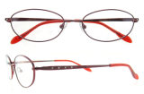 티타늄 안경알 프레임 세륨과 FDA를 가진 순수한 티타늄 광학 프레임