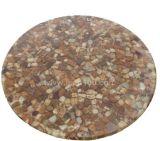 熱い販売の玉石の樹脂のテーブルの上Rst-201