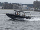 Barco inflável rígido dos esportes de Aqualand 30feet 9m/barco de polícia/barco de passageiro ((RIB900)