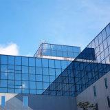 عامّة شفّافة [8مّ68مّ] عزل [أفّيس بويلدينغ] يقسم زجاج