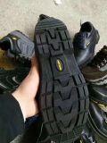 Неподдельная кожа для ботинок безопасности, кожа PU