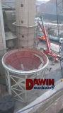 De nieuwe Silo van het Cement van het Lassen van het Ontwerp 100t voor Verkoop