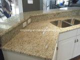 Top vendu des dalles de marbre blanc Guangxi (YQC-MS1003)
