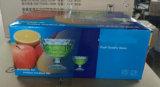 실제적인 고품질 공간 유리제 공이치기용수철 물 컵 좋은 가격 유리 그릇 Sdy-F03867