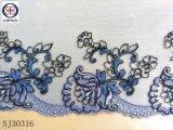 多色刷り3D画像によってはランジェリーのアクセサリのための刺繍のレースが開花する