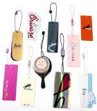 Contrassegno dei vestiti tessuto RFID, contrassegno tessuto indumento di RFID