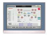 O tipo Dust-Proof monitor Widescreen da tela de toque de HDF 7/10/15inch 1366X768 HMI para o controle da automatização industrial