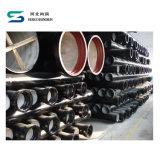 ISO2531 цемента подкладка ковких чугунных Чугунные трубы K9 для питьевой воды
