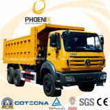 ベンツTechnologyとのBeiben Tipper Dump Truck 6X4 340HP