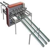 Máquina que corta con tintas de la más nueva del metal del CNC de imprenta tarjeta del papel (hielo)