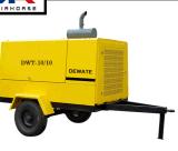 10m3/Min, beweglicher Dieselluftverdichter der Schrauben-10bar mit Cummins- Enginecer
