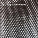 100% tejido de fibra de carbono de 3K para la decoración de automóviles