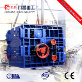 Gipsita que esmaga triturador Three-Stage amplamente utilizado de quatro rolos da máquina
