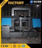 水平の自動バンド鋸引き機械G4020を切る金属