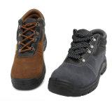 Puntera de acero anti Smash zapatos de trabajo para los trabajadores