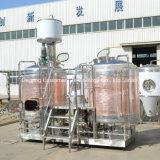 10hl de cobre de lujo lujo Sistema de cerveza