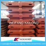 Boccetta di modellatura di alta qualità con la strumentazione della fonderia della staffa di fonderia di alta qualità
