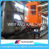 鋳物場の形成ラインで使用される半自動注ぐ機械