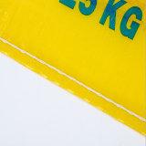 Цветных ламинированных PP из сумки для 25 кг 50 кг риса