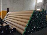 Pubblicità dell'involucro della costruzione del rullo del tessuto della bandiera della maglia del PVC di buona qualità 360GSM (10.5oz)