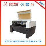 4X3 coupe les pieds et zone de gravure 1300mmx900mm Pour l'acrylique,MDF,bois,ss,Carton,Ppaper en acier avec tube laser CO2 de 180W et apparence blanche Rd-1390m Machine