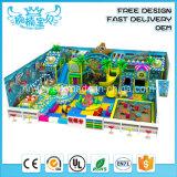 preço de fábrica personalizada de Piscina crianças playground com slides