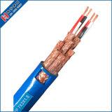 Vuurvaste PE van de Leider van de Draad van het Koper isoleerde Gepantserde Instrument van het Staal van de Draad van het Koper het Vlecht de Beschermde/Kabel van de Instrumentatie/van de Controle