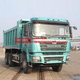 La Chine Shacman F3000 6X4 camion à benne basculante de vidage véhicule 340HP