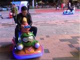 Het Muntstuk van de Auto van de Jonge geitjes van het vermaak stelde de Elektronische Apparatuur van de Speelplaats van de Rit Kiddie in werking