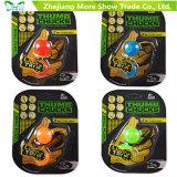 La scimmia di Yomega del gioco del rullo di controllo del gruppo dei 2017 di irrequietezza dei giocattoli di Begleri mandrini del pollice Knuckles giocattolo di sforzo del yo-yo della barretta l'anti