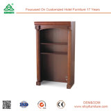 Scaffale classico di legno della mobilia della camera da letto di stile