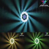 Cabeça movente do diodo emissor de luz da iluminação 19X12W do estágio do olho do feixe B