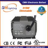 Reator de baixa frequência de 315W CMH Digitas para a iluminação do Hydroponics