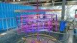 Hoja de acero inoxidable acabado de espejo máquina de recubrimiento de titanio PVD/lámina de acero inoxidable de color de la máquina de revestimiento de vacío