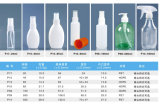 bouteilles en plastique transparentes du jet 20ml pour des produits de beauté/des médecines/approvisionnement liquides de Personnel-Soin