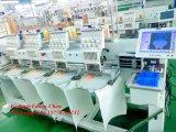 新しい状態および4つのヘッドヘッド番号コンピュータ化された刺繍機械