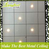2017 дешевое алюминиевое Aoustical кладут в потолок для офисных зданий