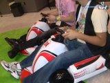 Het Opblaasbare Rennen Kart van Wii