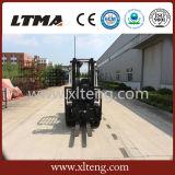 Mini-gasolina com empilhadeira de 1,5 toneladas LPG Forklift