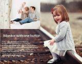Q50 Slim Horloge op het Elektrische Horloge van de Pols voor de Androïde Sos Drijver van het Merkteken van de Vinder van de Plaats van de Vraag voor Zwarte Kleur van de Baby van de Monitor van het Kind de Anti Verloren