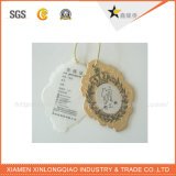 Fashion Paper Printed Clothing Garment Printing Sticker Label Hang Tag