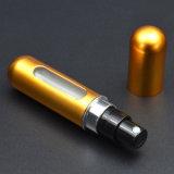 5ml de isqueiros de Viagem Perfume de alumínio atomizador garrafa spray