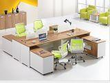 Acht Seater mit Rückholtisch, bewegliche Untersatz-Büro-Zelle (HX-NPT002)