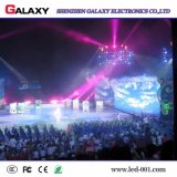 P4/P5/P6 visualización video del alquiler LED/pared/pantalla al aire libre a todo color profesionales para la demostración/la etapa/la conferencia/el concierto