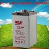 batería profunda del ciclo del AGM de las baterías profundas del ciclo de 12V 100ah